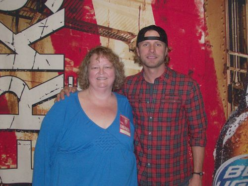 Dierks and Vicky Meet & Greet